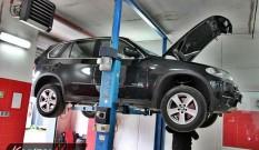 BMW X5 E70 xDrive40d 3.0sd 306 KM – usuwanie DPF