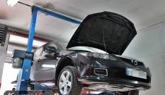Mazda 6 2.0 MZR-CD 143 KM – usuwanie dpf
