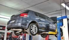 Opel Signum 1.9 CDTI 150 KM – usuwanie DPF