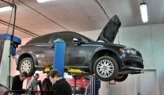 Volvo C30 2.4 D5 180 KM – usuwanie DPF