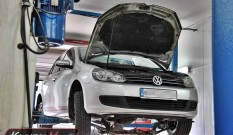 VW Golf VI 1.6 TDI 105 KM – usuwanie DPF