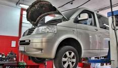 Volkswagen T5 2.5 TDI 174 KM – usuwanie DPF