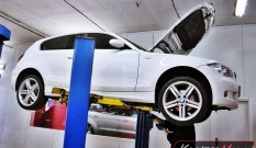 BMW E87 118d 143 KM – usuwanie DPF
