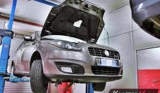 Fiat Croma 1.9 MultiJet 120 KM – usuwanie DPF