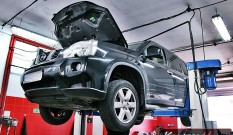 Nissan Xtrail 2.0 DCI 175 KM – usuwanie DPF