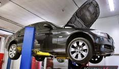 BMW 3 E90 320d 163 KM – usuwanie DPF