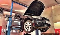 BMW 3 E91 320d 177 KM – usuwanie DPF