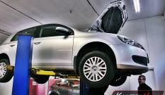 VW Golf VI 1.6 TDI 90 KM – usuwanie DPF