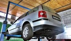 VW Passat B5 2.0 TDI 136 KM – usuwanie DPF