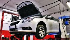 Chevrolet Cruze 2.0D 160 KM – usuwanie DPF