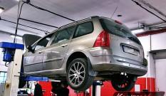 Peugeot 307 1.6 HDI 109 KM – usuwanie FAP