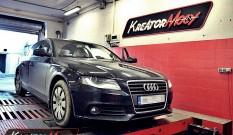 Audi A4 B8 1.8 TFSI 120 KM – podniesienie mocy