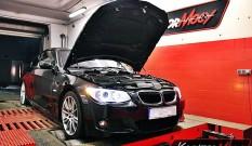 BMW 3 E92 325d 204 KM – podniesienie mocy