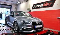 Audi A3 1.4 TFSI 125 KM – podniesienie mocy