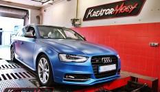Audi S4 3.0 TFSI 333 KM S-TRONIC – podniesienie mocy