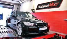 BMW 3 E91 2.0d 163 KM – podniesienie mocy