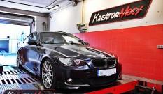 BMW E92 3.0d biturbo 286 KM – podniesienie mocy
