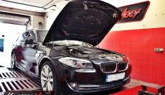 BMW F11 2.0d Biturbo 218 KM – podniesienie mocy
