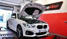 BMW 1 F20 FL 118i 136 KM – podniesienie mocy