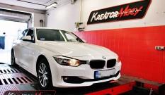 BMW 3 F30 1.6 Turbo 136 KM – podniesienie mocy