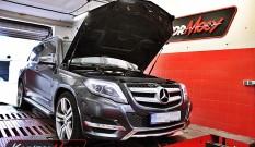 Mercedes GLK 220 CDI 170 KM – podniesienie mocy
