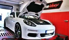 Porsche Panamera 3.0 Diesel 300 KM – podniesienie mocy