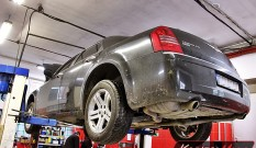 Chrysler 300C 3.0 CRD 218 KM – zapchany DPF