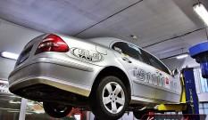 Mercedes W211 E 220 CDI 150 KM – usuwanie DPF
