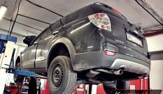 Chevrolet Captiva 2.2d 184 KM – usuwanie DPF