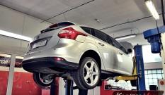 Ford Focus MK3 1.6 TDCI 115 KM – usuwanie DPF