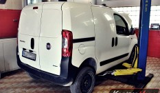 Fiat Fiorino 1.3 MultiJet 95 KM – usuwanie DPF