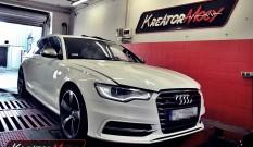 Audi S6 C7 4.0 TFSI 420 KM (309 kW) – modyfikacja mocy