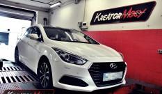 Hyundai i40 1.7 CRDI 141 KM – podniesienie mocy