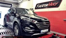 Hyundai Tucson II 1.7 CRDI 115 KM – podniesienie mocy