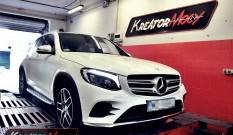 Mercedes X253 GLC 250 2.0T 211 KM – modyfikacja mocy