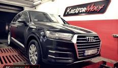 Audi Q7 II 3.0 TDI CR 218 KM (CZZA) – modyfikacja mocy