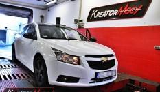Chevrolet Cruze 2.0D 150 KM – podniesienie mocy