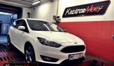Ford Focus MK3 1.5 TDCI 95 KM – podniesienie mocy