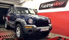 Jeep Cherokee 2.5 CRD 143 KM – podniesienie mocy