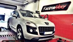 Peugeot 3008 1.6 HDI 112 KM – podniesienie mocy