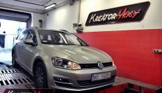 VW Golf VII 1.6 TDI 90 KM (CLHA) – modyfikacja mocy