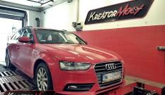 Audi A4 B8 2.0 TFSI 211 KM (CDNC) – remap
