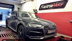 Audi A4 B9 Allroad 2.0 TDI CR 190 KM (DETA) – remap