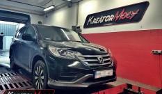 Honda CRV IV 1.6 i-DTEC 120 KM – podniesienie mocy
