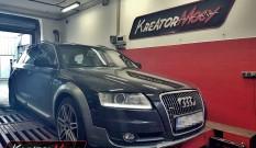 Audi A6 C6 3.0 TDI CR 211 KM – podniesienie mocy