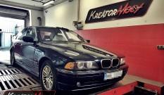 BMW E39 530d 3.0d 193 KM – modyfikacja mocy