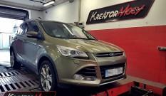 Ford Kuga II 2.0 TDCI 163 KM – podniesienie mocy