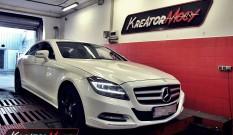 Mercedes W218 CLS 550 4.7 BiTurbo 408 KM – modyfikacja mocy