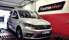VW Caddy II 2.0 TDI 102 KM (CUUD) – remap