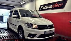 VW Caddy 2.0 TDI CR 102 KM DSG (DFSD) – modyfikacja mocy